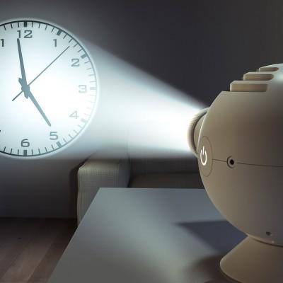 Orologio Proiettore