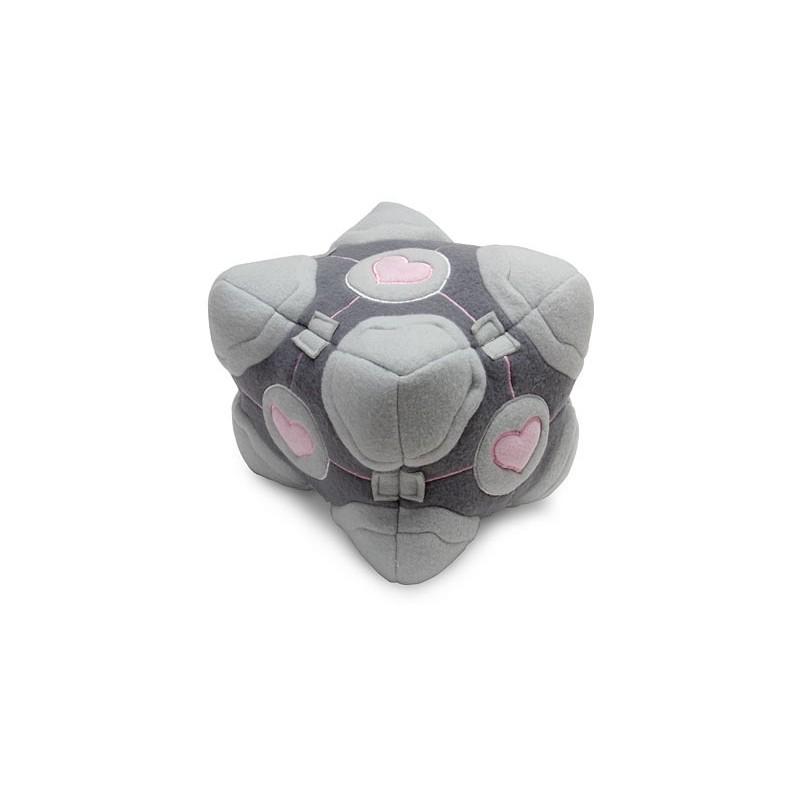 Peluche Companion Cube Portal