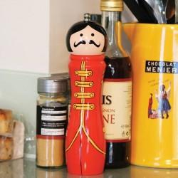 Il macinapepe Sgt. Pepper