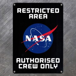 Targa NASA (A5)