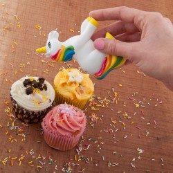 Unicorno spargi zuccherini