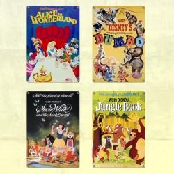 Targhe Classici Disney