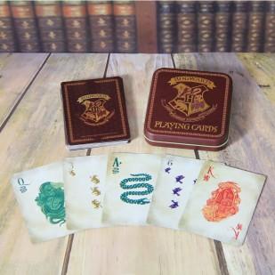 Carte da gioco Harry Potter