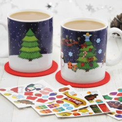 Mug natalizio personalizzabile