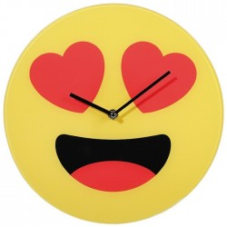 Orologio Emoticon Love