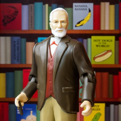 Action figure Sigmund Freud