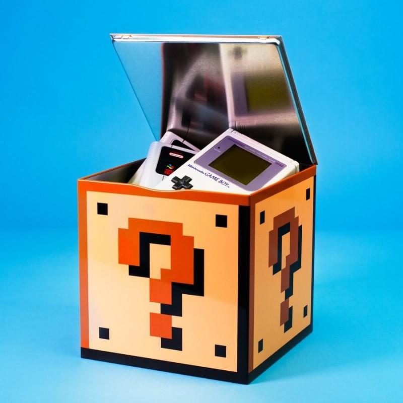 Portaoggetti di Super Mario