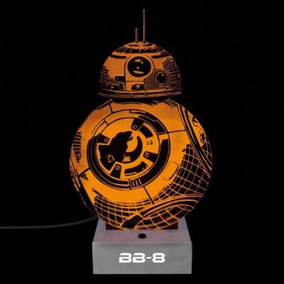Light Art 3D BB-8