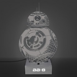 Light Art 3D BB-8