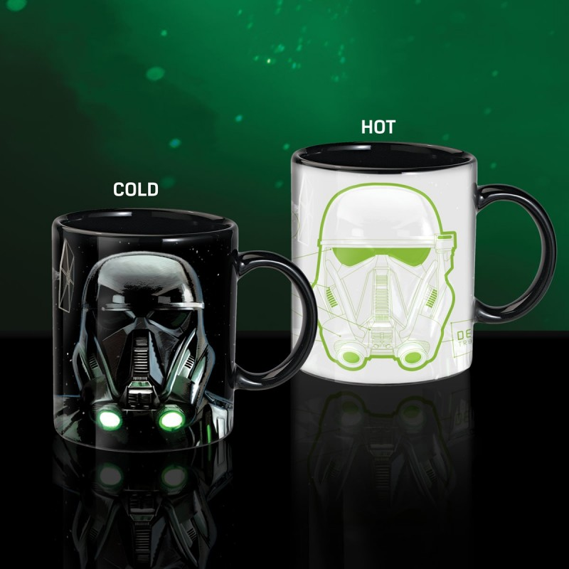 Mug termosensibile Death Trooper