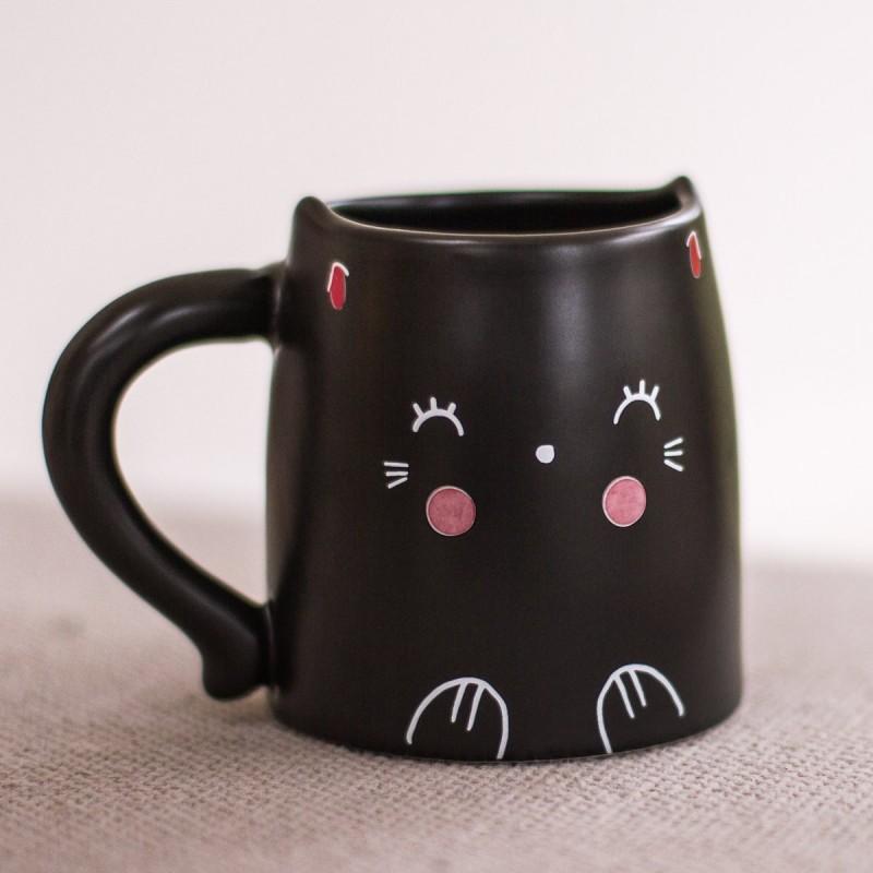 Tazza Gatto timidone
