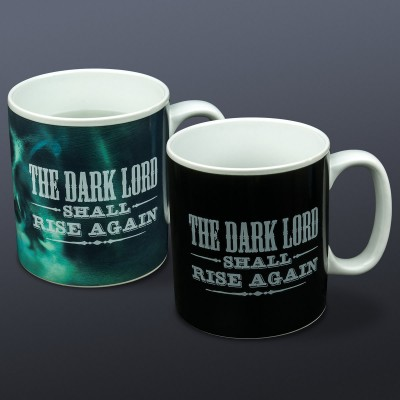 Mug termosensibile Lord Voldemort