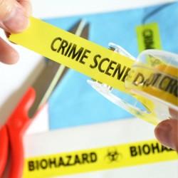 Nastro adesivo CSI (set da 2)