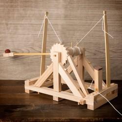 Catapulta Leonardo da Vinci (Kit)