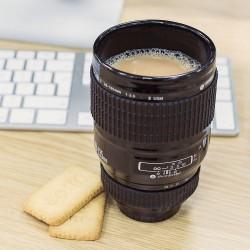 Mug Obiettivo Fotografico in Ceramica