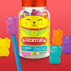 Gomme Lucky Cat