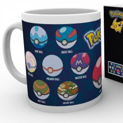 Mug glossario Pokeball