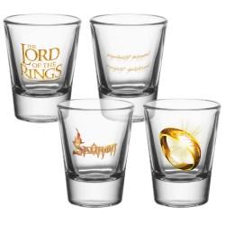 Bicchierini Il Signore degli Anelli