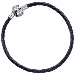 Bracciale in pelle per charm Harry Potter