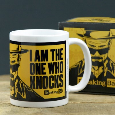 Mug I am the one who knocks - Breaking Bad