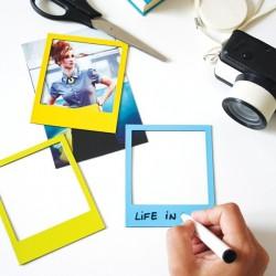 Cornici Magnetiche Polaroid - Color