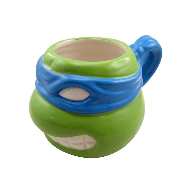 Mug 3D Tartarughe Ninja - Leonardo