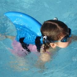 SwimFin - pinna di squalo galleggiante