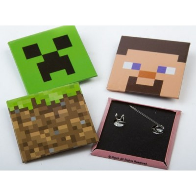 Set spille Minecraft