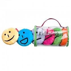 Ridibundus - Set di peluche Smile