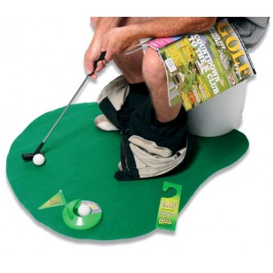 Potty Putter - Gioco di golf da toilette