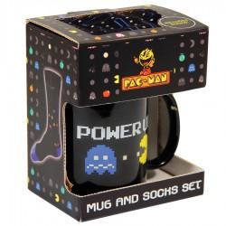 Set Mug + Calze Pac-Man