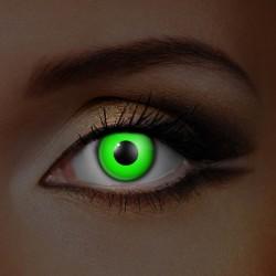 Lenti a contatto fluorescenti - Verdi