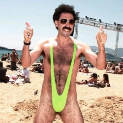 Borat Mankini - costume da bagno di Borat