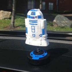 Profumatore a molla R2-D2