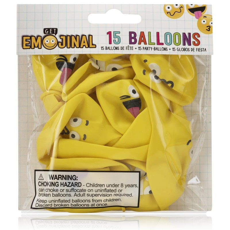 Palloncini Emoticon