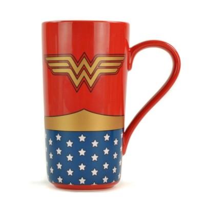 Latte Mug Wonder Woman