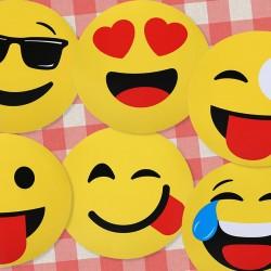 Tovagliette Emoticon
