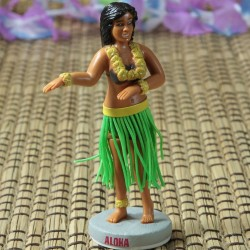 Hula Girl da cruscotto