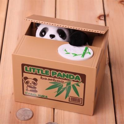 Salvadanaio Panda animato