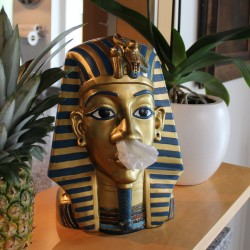 Tutankhamon Dispenser di Fazzoletti