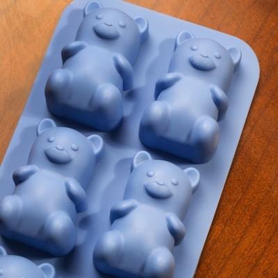Stampo per orsetti gommosi XL