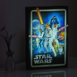 Luminart Star Wars