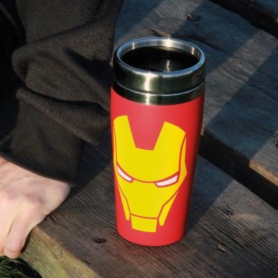 Thermos Iron Man