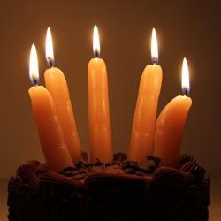 Dita di compleanno