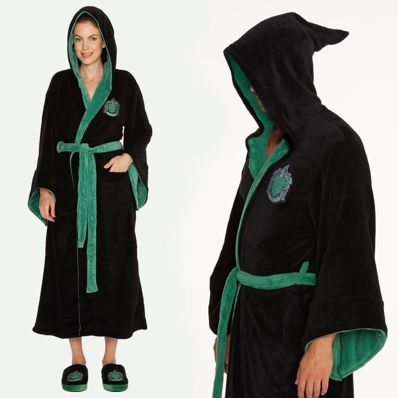 Accappatoio Harry Potter – Serpeverde