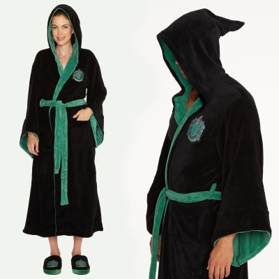 Accappatoio Harry Potter - Serpeverde