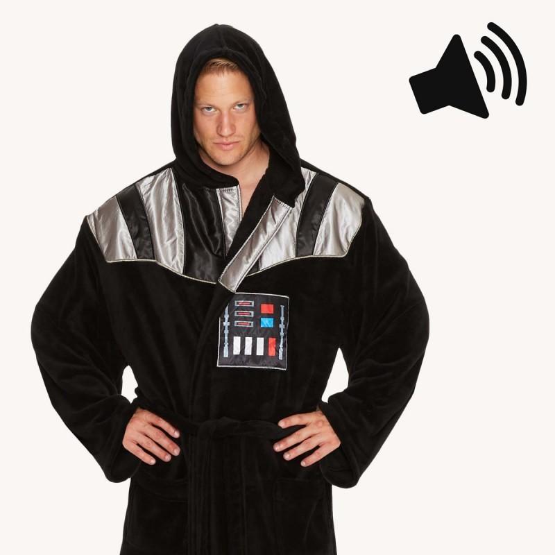 Accappatoio Darth Vader con suoni