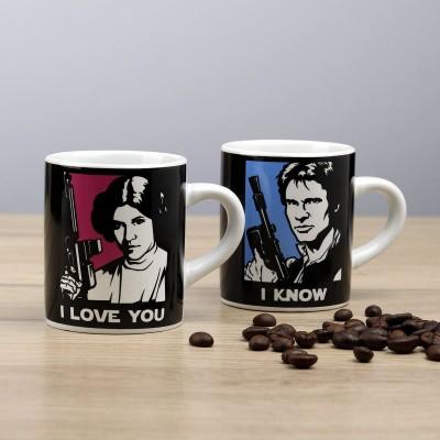 Tazzine Star Wars - I Love You