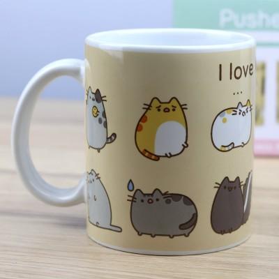 Mug Pusheen Cat – Kitties