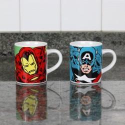 Tazzine Marvel Avengers